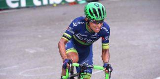 TODAYCYCLING - Esteban Chaves accroche une nouvelle belle victoire à son jeune palmarès. Photo : Orica BikeExchange