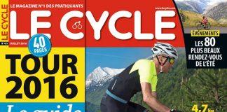 TODAYCYCLING - Pierre Rolland et Warren Barguil ont pris part à ce numéro spécial Tour de France 2016. Photo : D.R