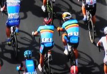 TODAYCYCLING - Philippe Gilbert, 8e au championnat d'Europe de Plumelec Photo : Twitter @mclairevdh1