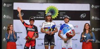 TODAYCYCLING - Le champion olympique a été battu par le champion du monde. La revanche aura lieu lors du GP de Montréal. Photo : BMC Racing Team / TDW