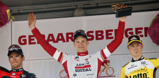 TODAYCYCLING - Tim Wellens. Photo : Photonews/Lotto Soudal