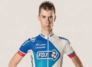 TODAYCYCLING - Jérémy Maison, coureur à la FDJ depuis 2016 Photo : FDJ