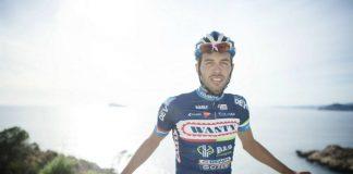 TODAYCYCLING - Simone Antonini effectuera en 2017 sa troisième saison au sein de l'équipe Wanty-Groupe Gobert. Photo : D.R