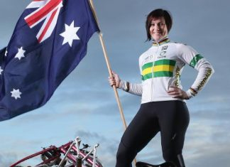 TODAYCYCLING - Anna Meares