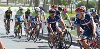 TODAYCYCLING : Grosse déception pour Nacer Bouhanni à Doha. Photo : N. Bouhanni