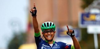 TODAYCYCLING - Esteban Chaves remporte le Tour de Lombardie. Photo : Orica BikeExchange