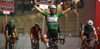 TODAYCYCLING - Nouveau succès d'étape sur le Tour d'Abu Dhabi, mais surtout 143e succès de sa carrière. Photo : D.R