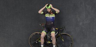 TODAYCYCLING - Le sprinter Britannique Daniel McLay pourrait bien apporter à l'équipe Bretonne une bien belle victoire, dimanche, sur Paris-Tours. Photo : D.R
