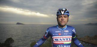 Danilo Napolitano raccroche la compétition