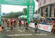 Tour du Hainan annulé