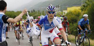 Route d'Occitanie compo Groupama-FDJ