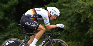 TODAYCYCLING - Tony Martin triple champion du monde du chrono. Photo : Etixx-Quick Step