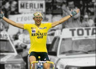 TODAYCYCLING - Laurent Fignon : nous étions jeunes et inscouciants Photo : Pichon / PressSports, L'Equipe