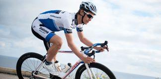 TODAYCYCLING.COM - Linus Gerdemann vers la fin de sa carrière. Photo : Stölting