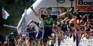 TodayCycling - Alejandro Valverde triomphant pour la 4e fois sur la Flèche Wallonne - Photo : Movistar Team