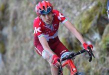 Ilnur Zakarin jouera une grosse partie de sa saison sur le Tour d'Italie