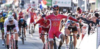 TODAYCYCLING - Nacer Bouhanni, le coureur le plus prolifique de la Cofidis en 2016 - Photo: Facebook Cofidis