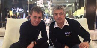 TODAYCYCLING - Valentin Madouas signe son contrat avec l'équipe FDJ - Photo: Twitter FDJ
