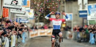 TODAYCYCLING - Mathieu van der Poel victorieux au cyclo-cross d'Overijse - Photo: Photopress.be