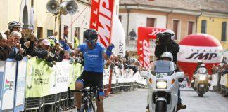 TodayCycling - Sergey Firsanov espère encore montrer le chemin de la victoire à ses coéquipiers cette année. Photo : Colnago / Gazprom-RusVelo