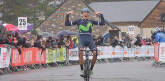 TodayCycling : Marc Soler entend bien poursuivre son ascension en 2017. Photo : Movistar Team