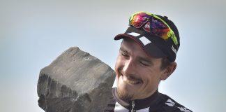 TODAYCYCLING - John Degenkolb, vainqueur de Paris-Roubaix 2015 - Photo : Giant-Alpecin
