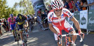 TODAYCYCLING - Joaquim Rodriguez à l'attaque sur le Tour d'Espagne 2013 - Photo: Graham Watson
