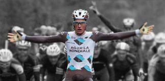 TODAYCYCLING - Etienne Fabre, stagiaire en 2016 chez AG2R la mondiale est décédé en décembre 2016. Photo : Ergysport
