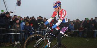 TODAYCYCLING - Mathieu van der Poel sort indemne de sa lourde chute à Loenhout - Photo: Beobank-Corendon