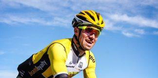 TODAYCYCLING - Tom Van Asbroeck sous les couleurs de l'équipe LottoNL-Jumbo. Photo : CorVos/Cannondale-Drapac