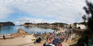 TODAYCYCLING.COM - Challenge Majorque, premier rendez-vous européen de la saison. Photo : Challenge Majorqua.