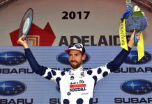 TODAYCYCLING - Thomas De Gendt remporte le classement de la montagne sur le Tour Down Under - Photo: Lotto-Soudal/Photo News