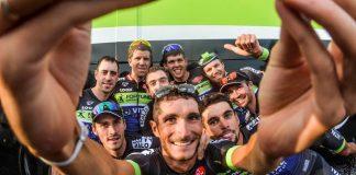 TODAYCYCLING - Fortuneo-Vital Concept est l'une des quatre équipes invitées sur le Tour de France - Photo: Fortuneo-Vital Concept