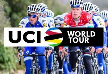 TODAYCYCLING.COM - Les maillots 2017 du World Tour. Photo : UCI