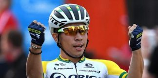 Caleb Ewan réussit son Tour de Pologne en gagnant la quatrième étape.