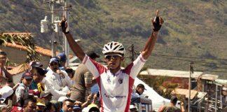 TODAYCYCLING.COM - Roniel Campos au sommet de la Vuelta al Tachira. Photo : Vuelta al Tachira