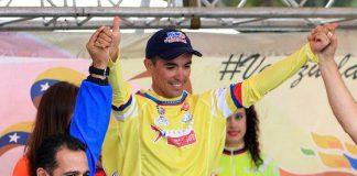 TODAYCYCLING.COM - Yonathan Salinas vainqueur de la 52ème édition de la Vuelta al Tachira. Photo : Vuelta al Tachira.
