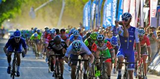 TODAYCYCLING.COM - Fernando Gaviria gagne une nouvelle fois. Photo : Twitter