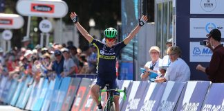 TODAYCYCLING.COM - Annemiek van Vleuten remporte la Cadel Evans Great Ocean Road Race. Photo : Twitter