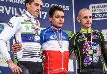 TODAYCYCLING - Parmi ces trois coureurs, seul le champion de France sera aux Mondiaux. Photo : Cofidis