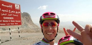 TODAYCYCLING - Les frères Costa au Tour d'Oman - Photo: Lampre-Merida