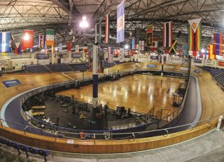 TODAYCYCLING - La piste de Carson, en Californie - Photo: Velo Sports Center