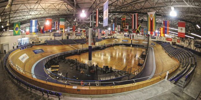 TODAYCYCLING - La piste de Carson, en Californie - Photo: Velo Sports Center