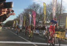 GP La Marseillaise : Arthur Vichot (FDJ) devant Maxime Bouet