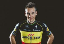 TODAYCYCLING.COM - Philippe Gilbert, champion de Belgique en titre Photo : Twitter