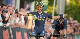 TODAYCYCLING - La saison cycliste 2017 n'a pas encore débuté que déjà Caleb Ewan a accroché un premier succès. Photo : D.R