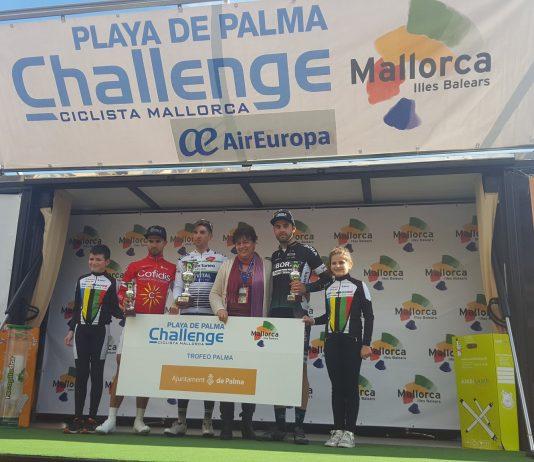 Trofeo Palma : la victoire pour Daniel McLay (Fortuneo-Vital Concept)