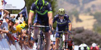 TODAYCYCLING - Esteban Chaves lors du Tour Down Under - Photo: Orica-Scott