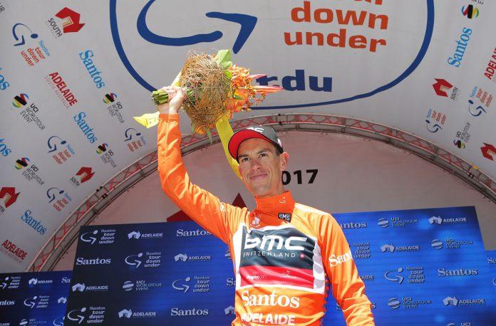 BMC Racing Team avec Richie Porte comme leader