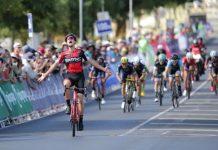 Miles Scotson de la BMC Racing Team avait surpris tout son monde